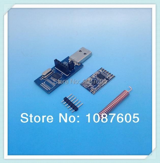 Zestaw modułu RF nadajnika i odbiornika (SV610 + SU108-TTL + - Sprzęt komunikacyjny - Zdjęcie 6
