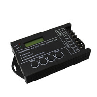 5 Channel Programmable LED Time Controller For RGBW RGB Dual Color Single Color LED Lights DC12