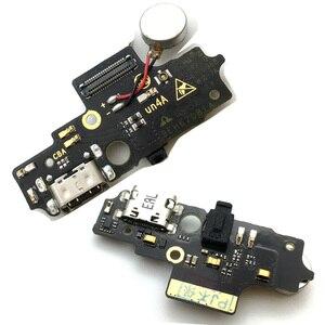 Image 4 - מקורי IC B2017 עבור ZTE Axon 7 מיני Axon7 B2017G Axonmini Dock USB טעינת נמל לוח להגמיש כבל מחבר חלקי