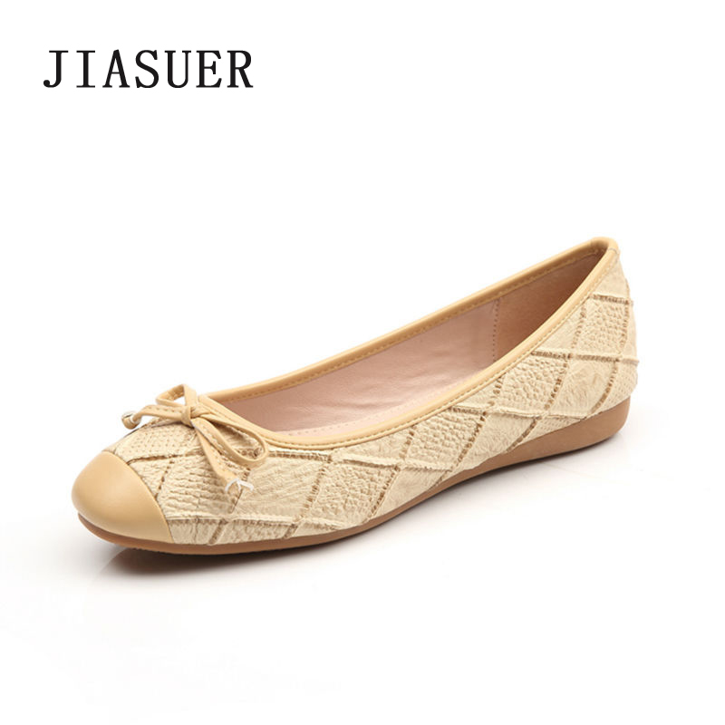 Round Toe Women Breathable Flats Bow Female Driving Casual Footwear Leisure Ladies Shoes W0202-15 female high quality sweet bow knot plus size 35 44 round toe women shoes on flats casual footwear matching shoes and bags italy