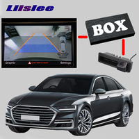 LiisLee Rear View Backup Camera Interface Kit For Audi A8 D2 4D D3 4E D4 4H D5 Q3 8U Q7 4L 4M A1 RMC NavPlus MMI system
