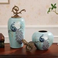 Ceramiczny garnek garnek ogóle wejście salon szafka TV szafka wyposażenie miękkie Wyposażenie Domu ozdoby biżuteria