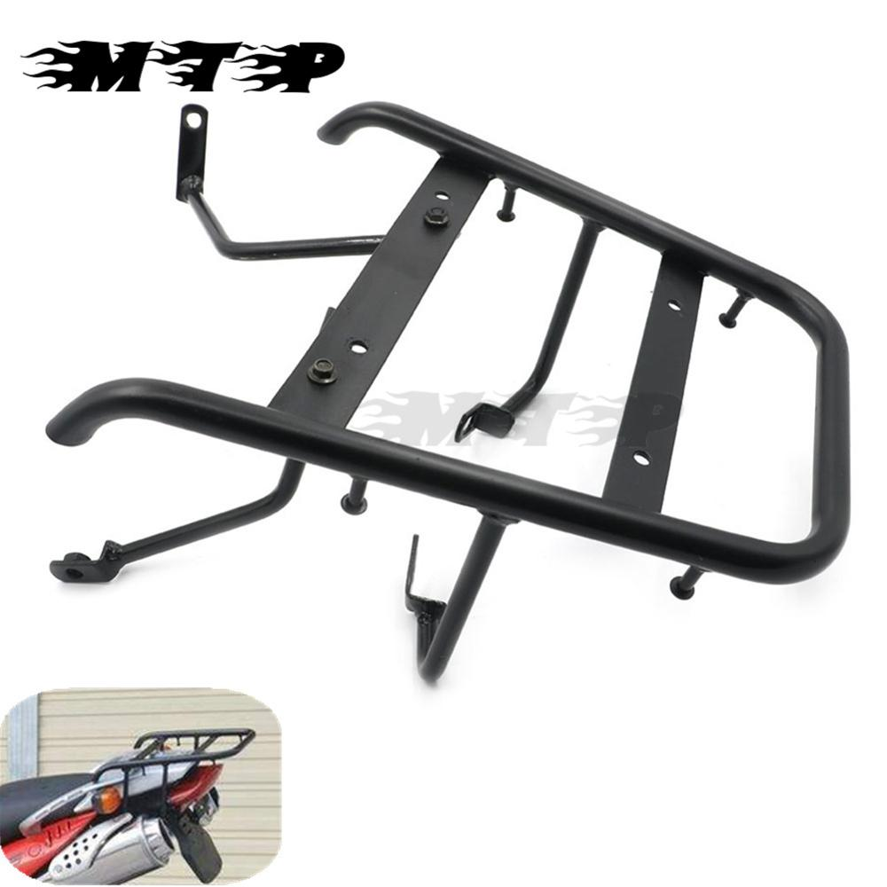 Motorcycle Detachable Rear Fender Luggage Rack For BMW F650GS 2000-2008 F650CS 2001-2005 Motorbike Rear Support Shelf partol black car roof rack cross bars roof luggage carrier cargo boxes bike rack 45kg 100lbs for honda pilot 2013 2014 2015