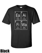 Ancient 4 Elements T-shirt New T Shirts Funny Tops Tee Unisex Fashion T-Shirts Summer Straight 100% Cotton