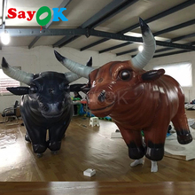 Vivid design inflatable bull costume spanish bullfighting for event party