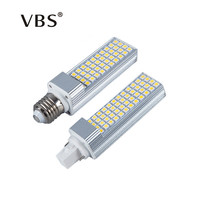 LED Bulbs 5W 7W 9W 11W 13W E27 G24 LED Corn Bulb Lamp Light SMD 5050