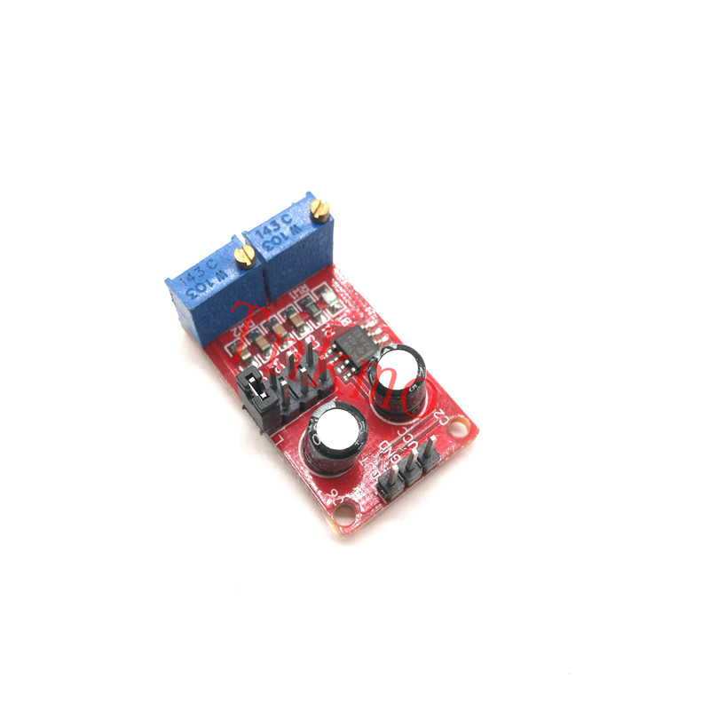 1PCS NE555 Pulse Frequency Duty Cycle Adjustable Module Square Wave Signal Generator цены