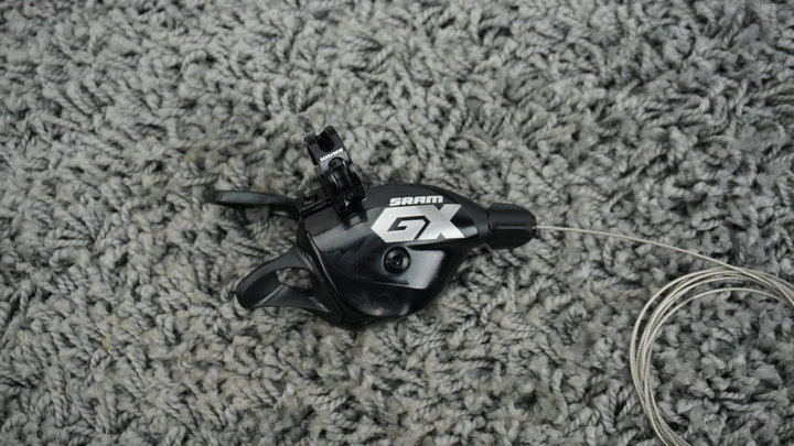 SRAM GX EAGLE 12 S vitesse vtt vélo manette de vitesse levier vélo déclencheur côté droit noir