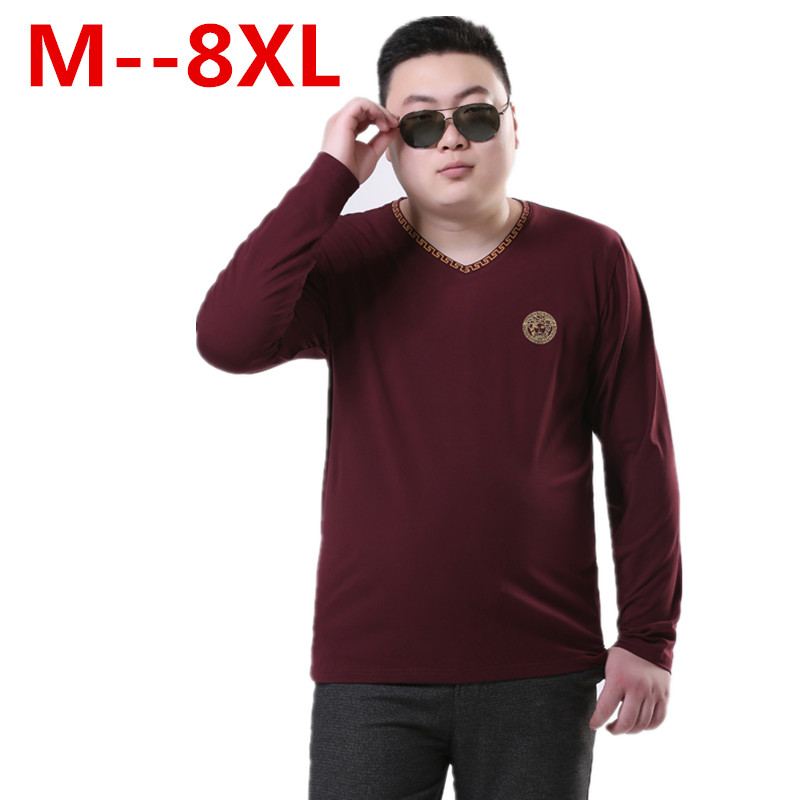 Large Size Sport T Shirt Men Striped Summer Style 5XL Classic V Neck Camisa Masculina 2015 New - good luck shop store