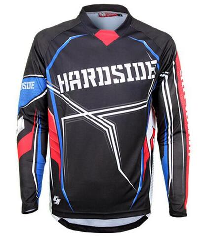 2019 MTB mountain bike downhill RC bike riding DH MX RBX cycling cross country motocross T shirt in Cycling Jerseys from Sports Entertainment