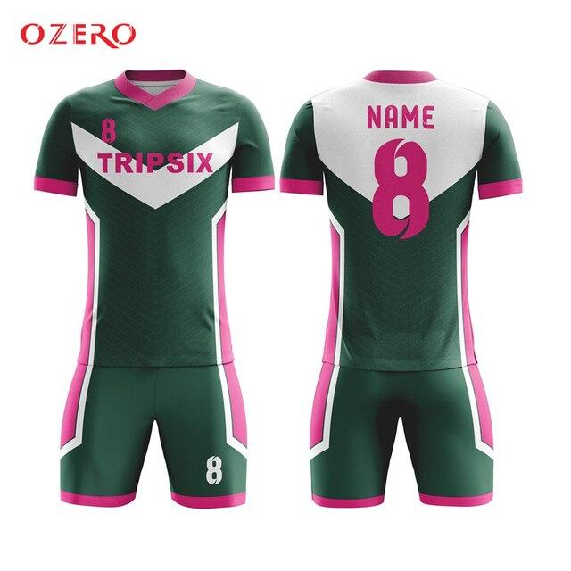e0f21dc1479c4 Nuevo diseño personalizado unisex de fútbol top camisas en Camisetas ...