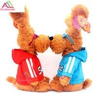 2018 Nieuwe Baby Speelgoed Producten Elektronische Huisdier Elektronische Speelgoed Hond Robot Honden Hoofd Schudden Pluche Kids Toys voor Kinderen B237