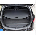 Free shipping QASHQAI special modified car trunk cover material curtain separated block Security Shield Cover
