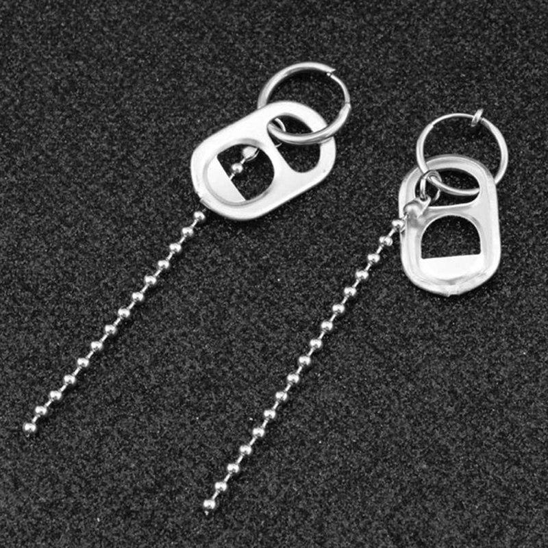 1pc Korea Bangtan Boys Bulletproof Boy Same Style Unisex Earrings For Women Men Jewelry Brinco wholesale