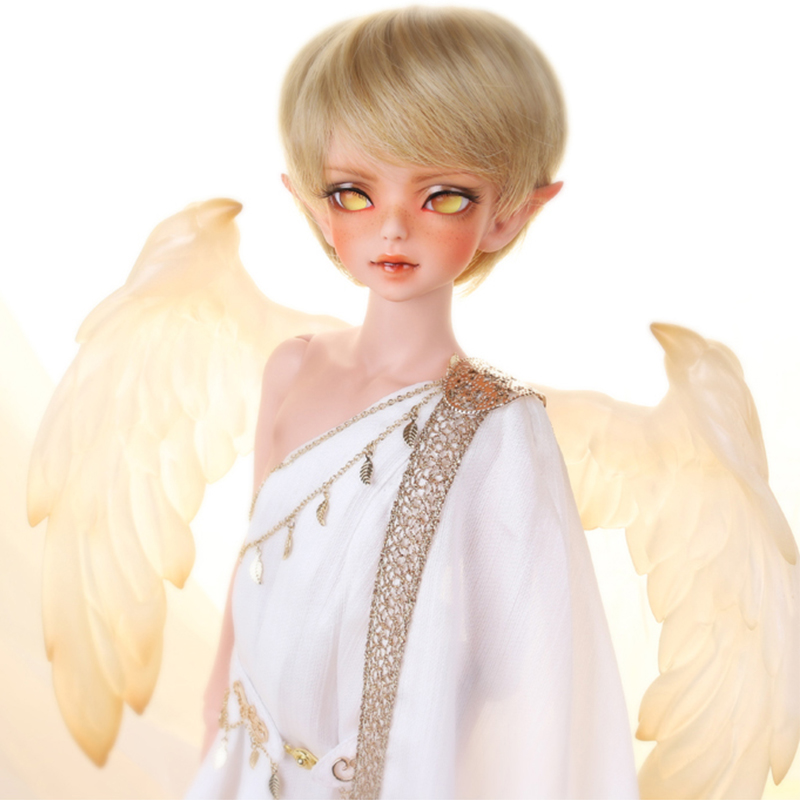 Soom Ray Luna angel jid of Heaven 1/4 bjd sd luts ai yosd volks kit doll not for sales toy gift iplehouse popal fl free shipping fairyland pukipuki ante doll bjd sd toy msd luts volks soom ai switch dod dollhouse figures iplehouse fl lati