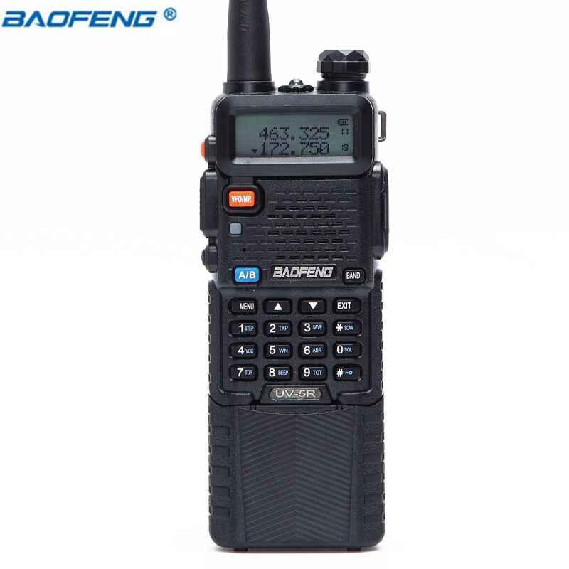 Baofeng UV-5R 3800 اسلكية تخاطب 5 واط المزدوج الفرقة UHF 400-520 ميجا هرتز VHF 136-174 ميجا هرتز اتجاهين راديو UV 5R uv-5r UV5R المحمولة CB راديو