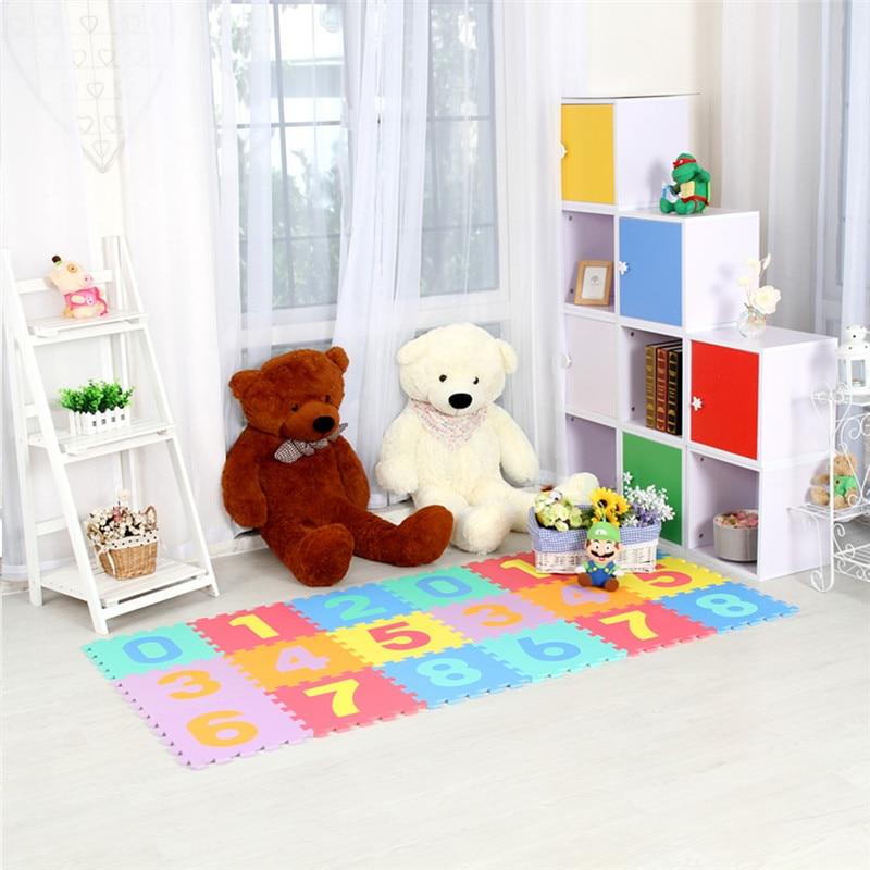 Meitoku-baby-EVA-foam-play-Puzzle-mat-Number-0-9-Interlocking-floor-matEach-30cmX30cmX1CM12-4