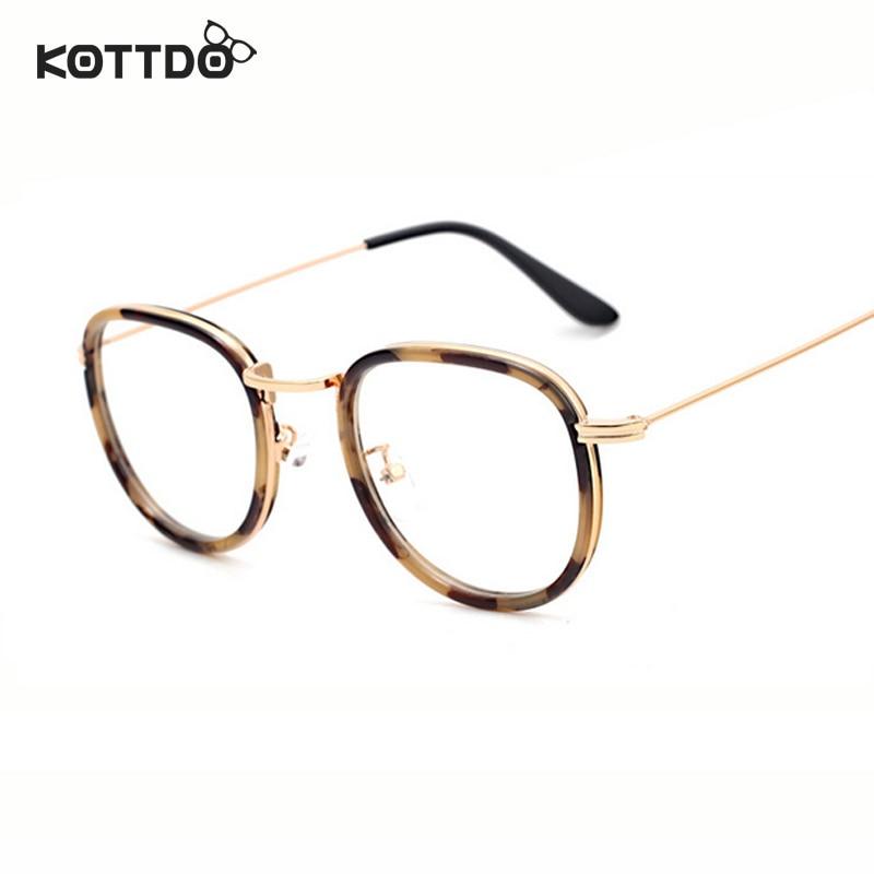 Aliexpress.com : Buy KOTTDO Oval Glasses For Women Retro ...