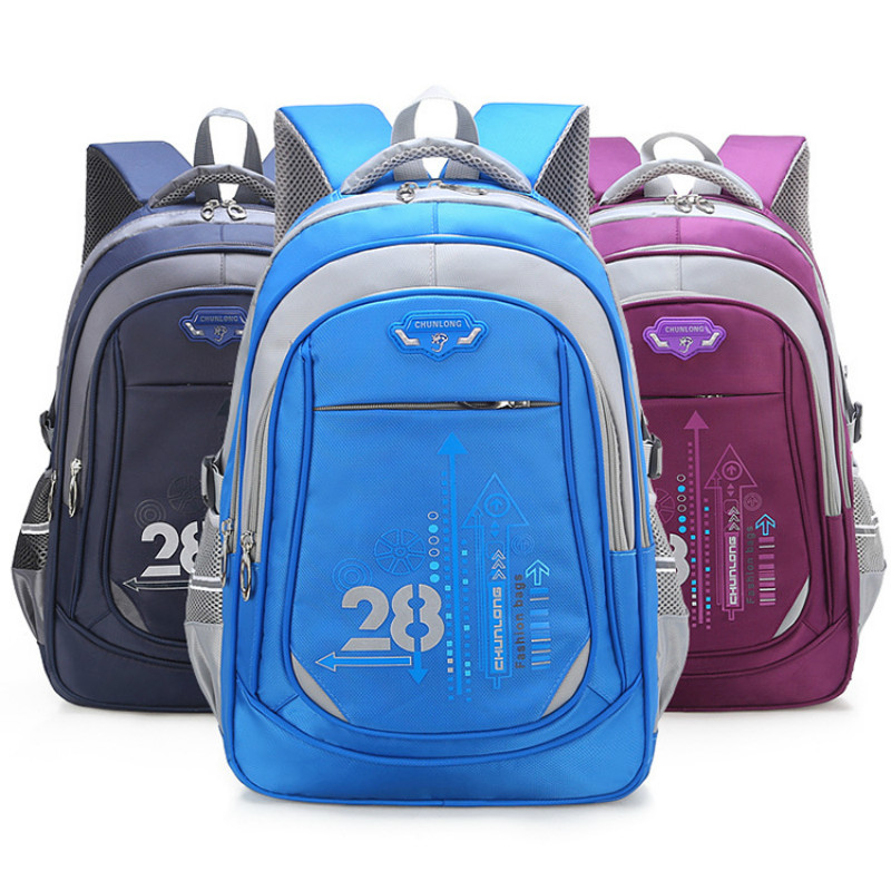 Children Backpacks Primary school Backpack School Bags boys Girls Orthopedic schoolbags Backpack kids schoolbag mochila infantil