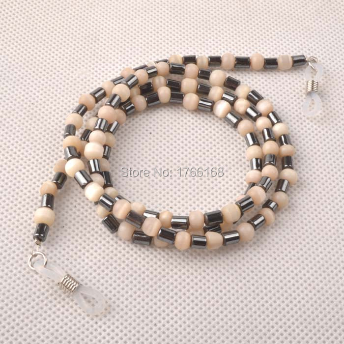 Wholesale 20PCS beads glasses eyeglasses spectales sunglasses chain strap holder cord Top quality