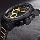 PAGANI DESIGN Sport montre hommes Top marque de luxe en plein air militaire chronographe Quartz armée montre mâle horloge Relogio Masculino Saat - 3