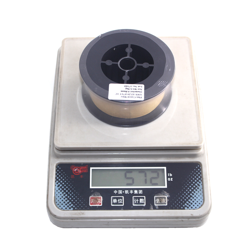 0 5Kg E71T1C Flux Cored Welding Wire Solder Wire Gas protection 0 8mm 1 0mm Welding Machine Tools Accessoies Carbon steel in Welding Nozzles from Tools