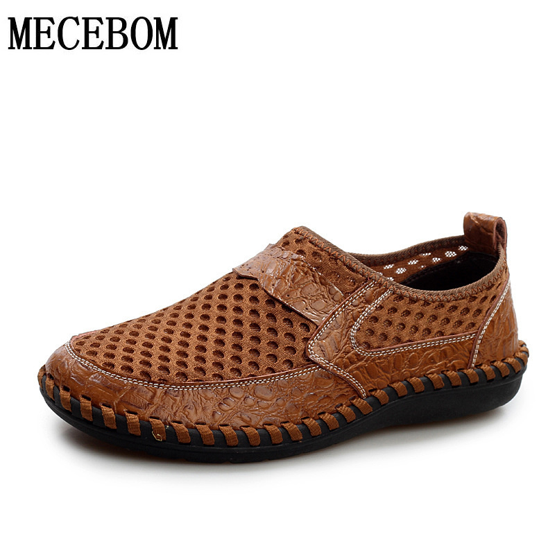 Men shoes 2017 summer fashion men casual shoe slip-on breathable comfort flat men shoes brown size 38-44 7923m men s fashion casual cotton pants brown size 33