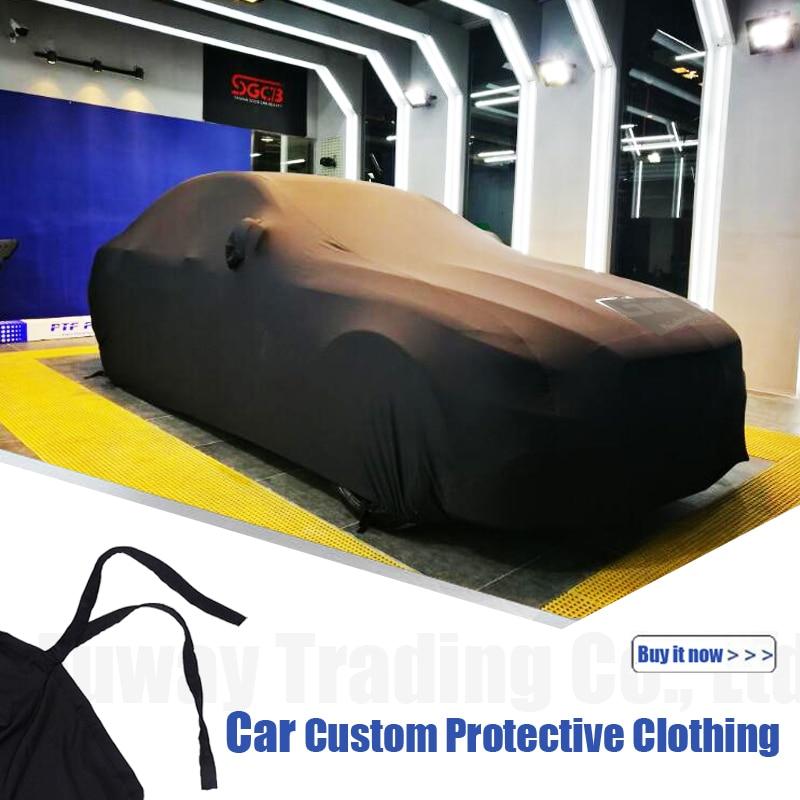 Livraison Gratuite!! Couverture De Voiture SUV Soleil Anti UV Neige Pluie Zéro résistant Couverture Étanche Pour BMW Z4 E89 F20 F22 F34 X6