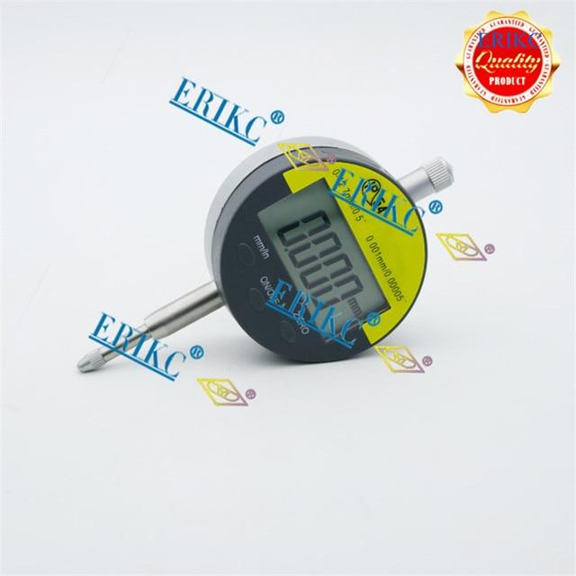 ERIKC lift measurement tool E1024021, fuel injector lift measuring measuring scale multifunction test kit , measurement tool