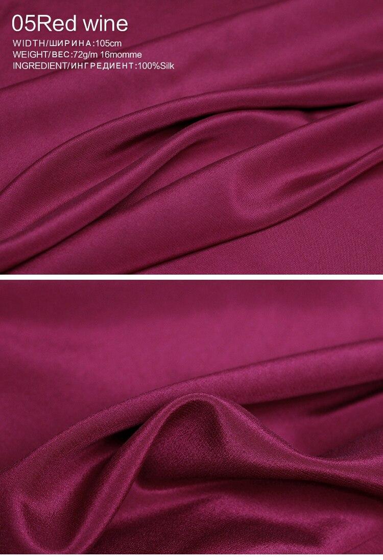 5a nível materiais de seda camisa de
