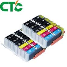 12 Pack PGI 550 CLI551XL Ink Cartridge Compatible for Canon Pixma IP7250 MG5450 MX925 MG5550 MG6450 MG5650 MG6650 IX6850 MX725 цена в Москве и Питере