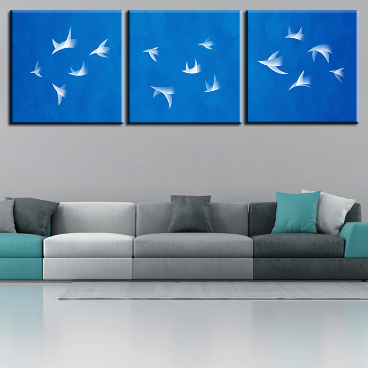 3 piece canvas wall art prints for home decoration wall for Home decoration pieces