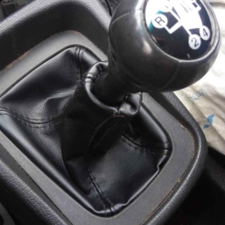 Bouton de Changement de Vitesse De voiture Guêtre Botte En Cuir Pour OPEL Chevrolet ASTRA G 1998 1999 2000 2001 2002 2003 2004 2005 2006 2004 2008 2009