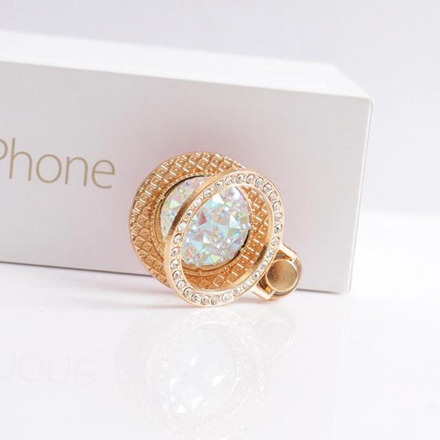 Luxury Finger Ring Smartphone Holder 2