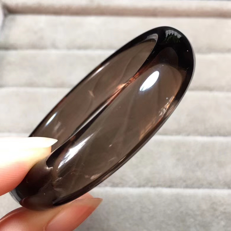 Top Quality Natural Ice Black Obsidian Man Woman Bangle 15x9mm 52mm 53mm 54mm 55mm 56mm 57mm 58mm 59mm 60mm 61mm 62mm 63mm AAAAATop Quality Natural Ice Black Obsidian Man Woman Bangle 15x9mm 52mm 53mm 54mm 55mm 56mm 57mm 58mm 59mm 60mm 61mm 62mm 63mm AAAAA
