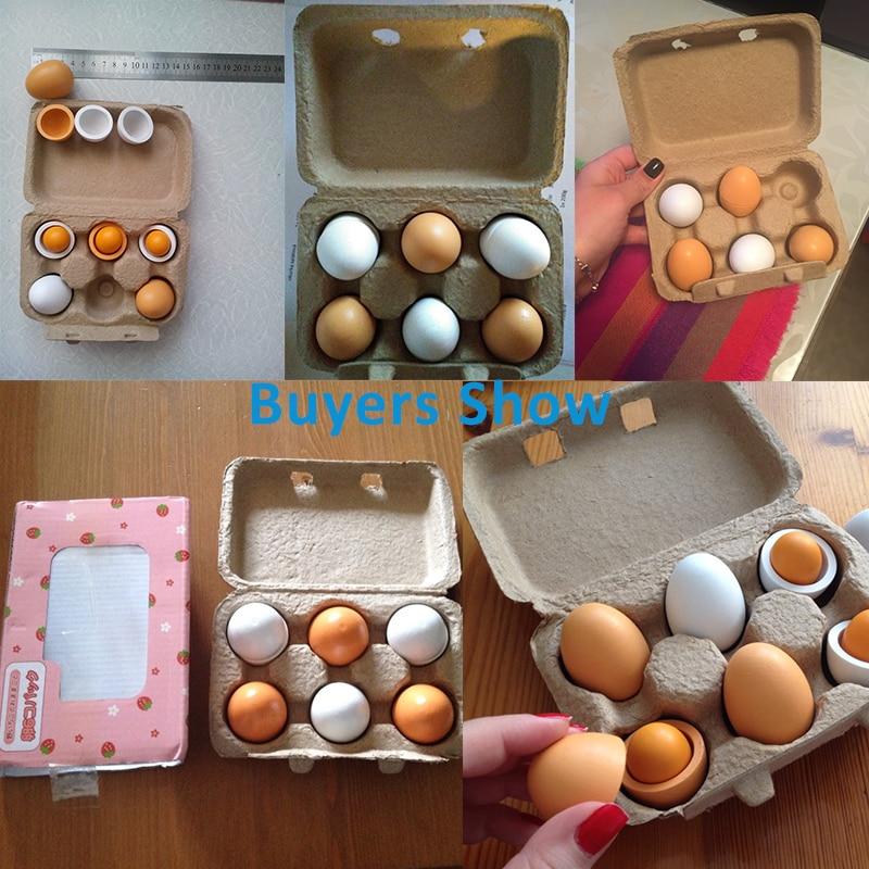 Wooden-Kitchen-Toys-For-Girls-Kids-Pretend-Play-Food-Eggs-Baby-Toys-Set-Yolk-Food-Eggs-Preschool-Wood-Toys-for-Children-Gift-1