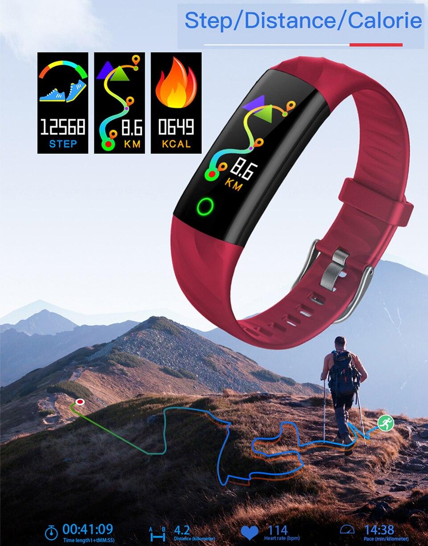 cardíaca pressão arterial pedômetro atividade rastreador