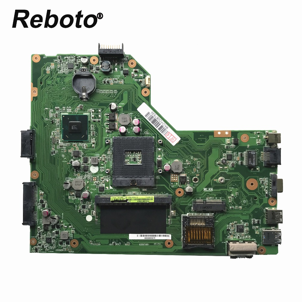 Reboto High quality For Asus K54L K54LY X54H Laptop motherboard K54L MAIN BOARD REV:2.0 HM65 100% Tested Fast Ship