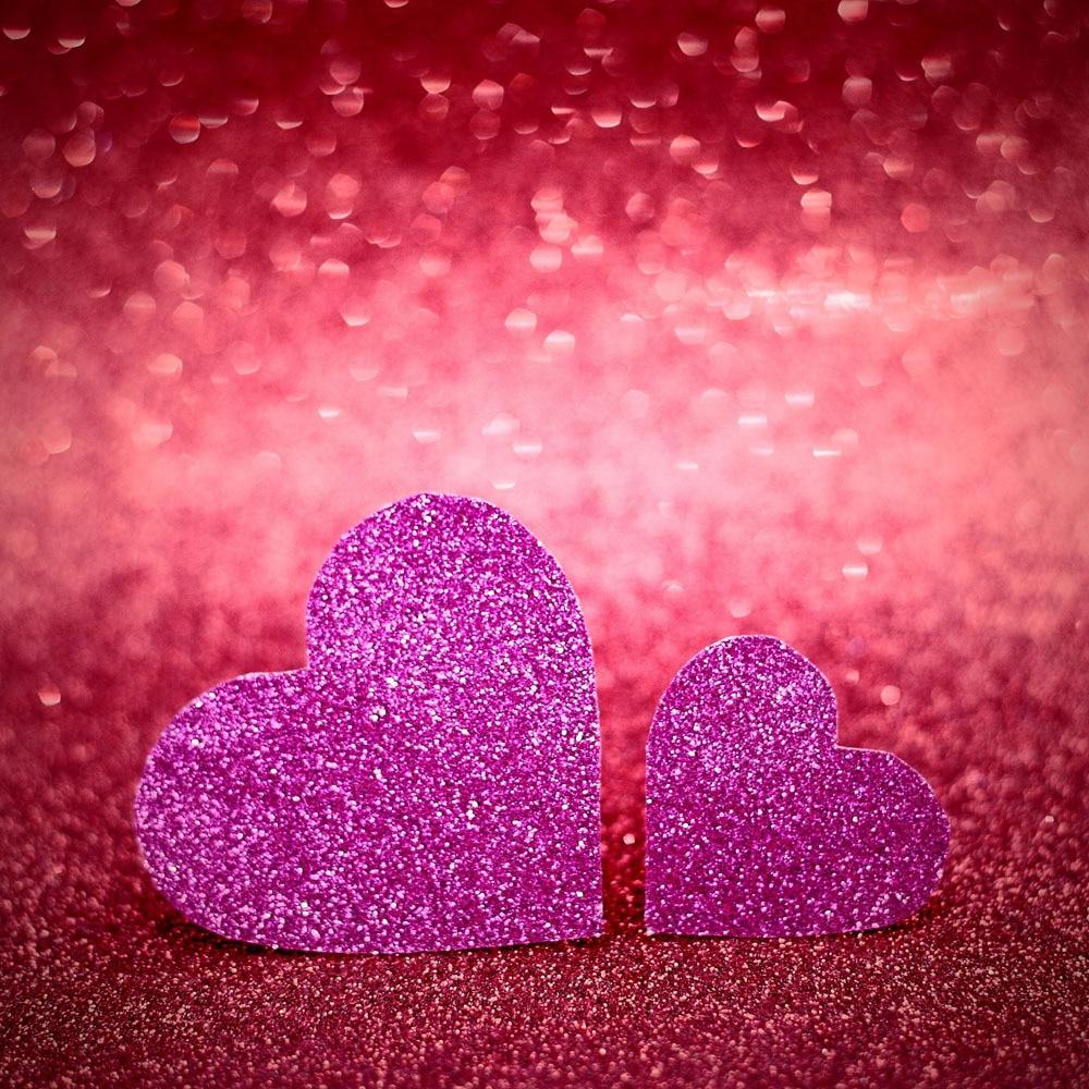 10x10ft Vinyl Backdrops for Photography Valentine Day Photography Background  QR216 8x10ft valentine s day photography pink love heart shape adult portrait backdrop d 7324