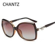 New Oversized Sunglasses Women Luxury Brand Designer 2017 Fashion Driving Sun Glasses Polarized Shades UV400 Gafas De Sol Mujer