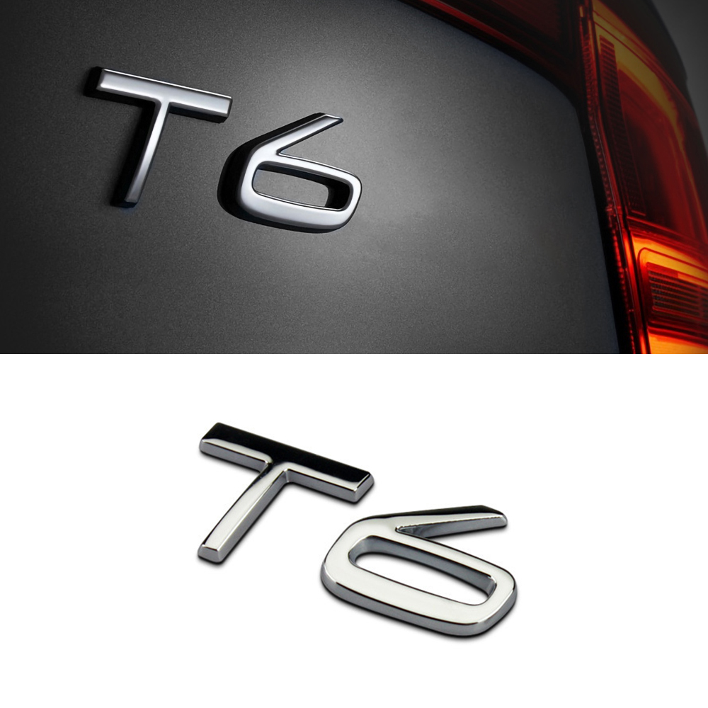 Detail feedback questions about decals 3d metal sticker awd t6 t5 for volvo xc90 xc60 xc70 s60 s70 s80 s90 v60 car side fender rear trunk emblem badge