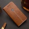 Homtom ht6 pu leather flip stand case capa para homtom ht6 doogee t6 smartphone full proteja a tampa da pele coldre livre grátis