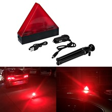 Red Anti Collision Warning Light For BMW E39 E46 E90 E53 X5 X3 E60 F34 F20 F10 Car Rear Safety Strobe Parking Lamp