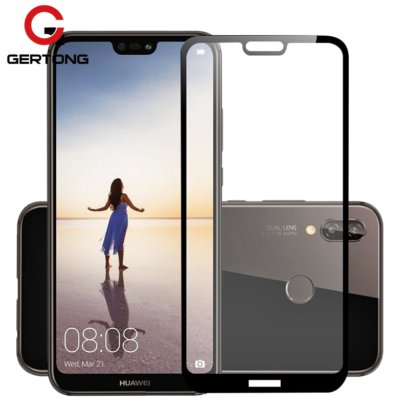 Tempered Glass For Huawei P20 Pro P <font><b>Smart</b></font> P20 P10 Lite P9 P8 Lite 2017 Screen Protector For Huawei Honor 9 Lite 7C Enjoy 8 <font><b>Cover</b></font>