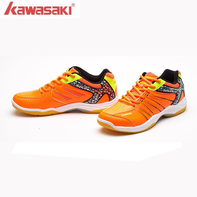 Kawasaki Badminton-Shoes Breathable Women Original And For Lover Deportivas Anti-Slippery