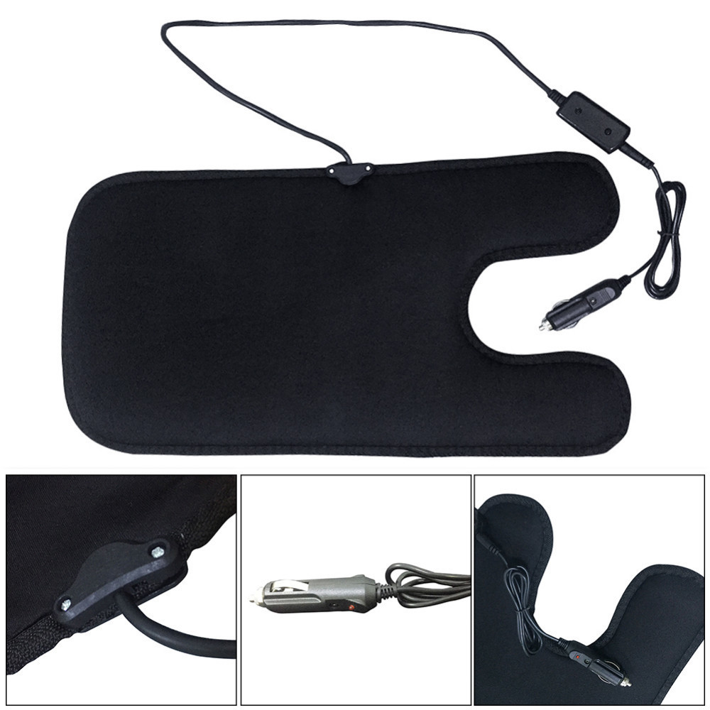 Car heated pad for baby One Key Start Carbon Fiber Car Decoration Ring Car Heated Pad For Baby For BMW 3 Series e90 / e92 / e93
