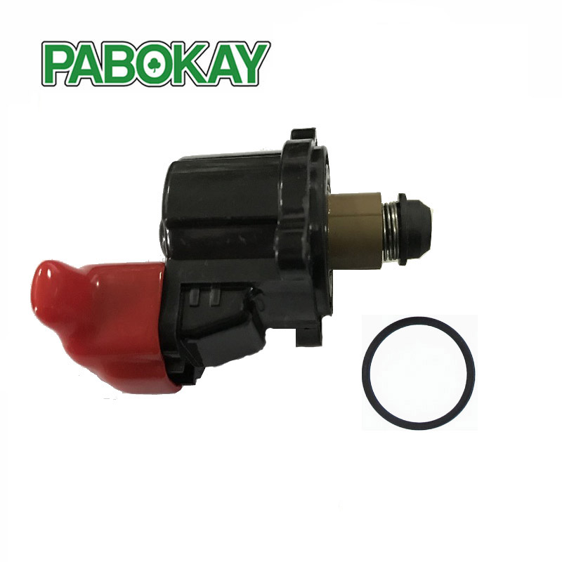 For MITSUBISHI Chrysler Dodge Air Control Valve IACV MD628174 MD613992 MD619857 1450A116 with gasket o ring|iacv| |  - title=