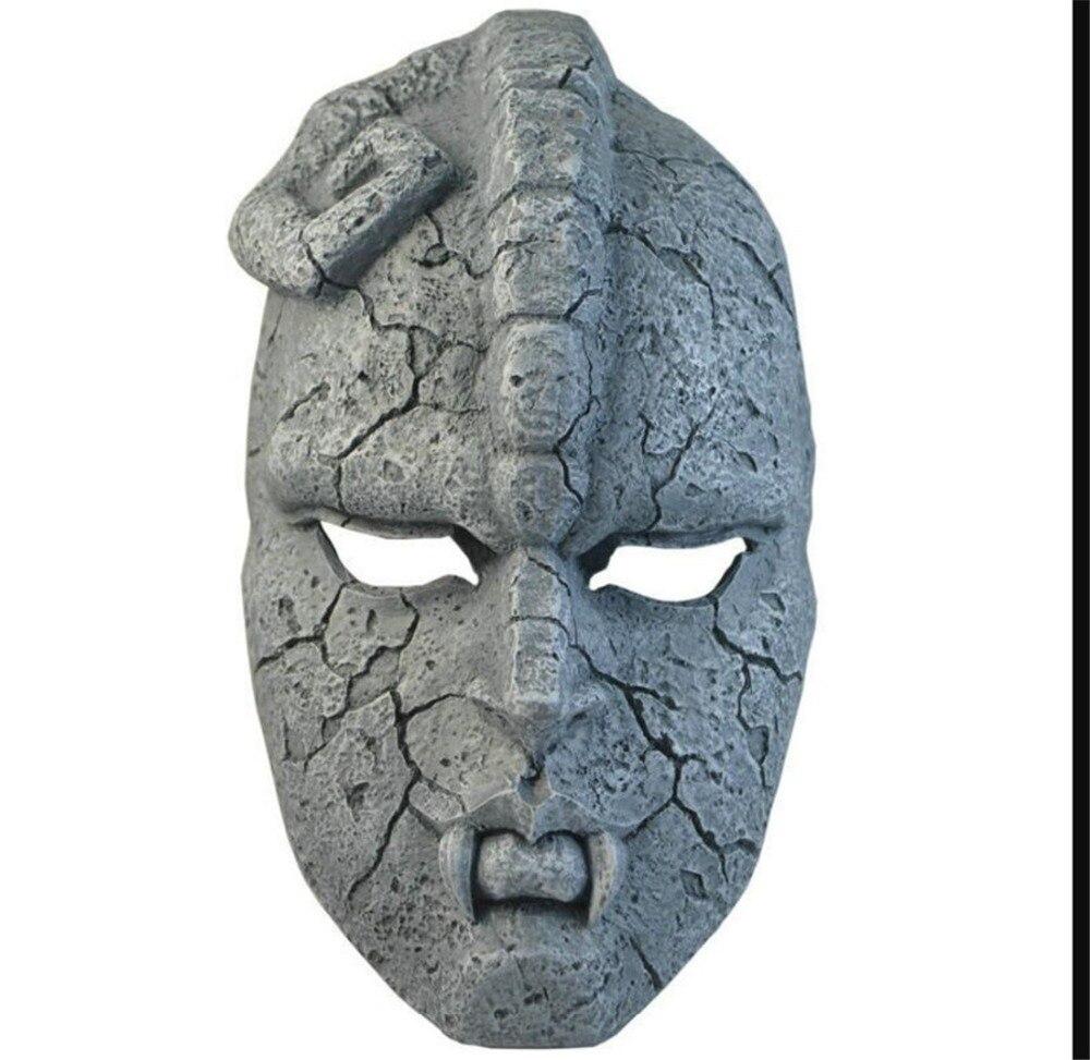 Halloween Party Cosplay Films masque horreur jojo Bizarre Adventure masque statue en pierre masque medicos fantôme masque A2237c