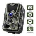Goujxcy HC801A Jacht Camera 16MP Trail Camera Nachtzicht bos waterdichte Wildlife Camera foto vallen Camera Chasse Scouts