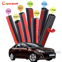 Cawanerl For Chevrolet Epica Cobalt Cruze Corsicas Spark Car Body Rubber Sealing Strip Kit Seal Edge Trim Weatherstrip